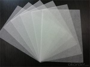 E-glass Fiber glass stitched mat for Pultrusion/RTM