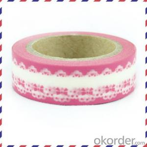 Rice Paper Tape, Maksing Tape, Painting Tape Manufacture