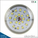 Low power LED corn light: more than100lm/w, Quick start, wide-angled(360°),  for indoor lighting