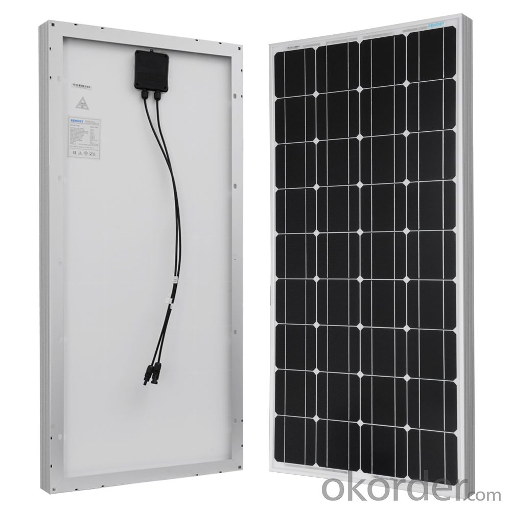 100w Poly Solar Module With High Efficiency