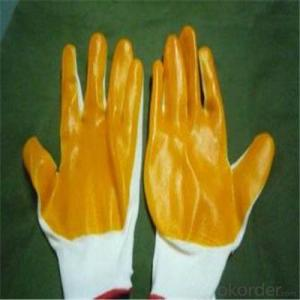 Nitrile Latex Working Glove Safety Gloves with High Quality