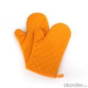 Cotton Canvas Work Glove from China with High Quality