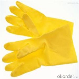 Nitrile Latex Glove  Waterproof Long Gloves from China