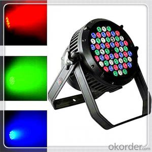 Led Par Light,54 Led Par Can Lights,Led Par Cans Light, Best selling!