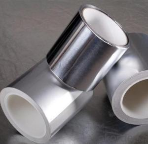 High Reflective Food Packaging Aluminum Mirror Foil