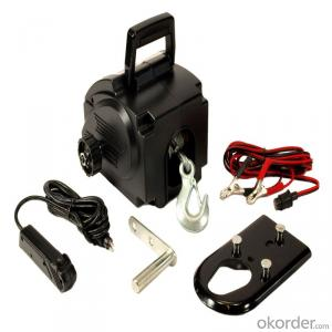 12 V Electric Winch 15000lbs,DC12V Automobile Winch,4X4/4WD Winch