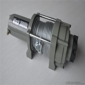 1200LB Hand Winch,DC12V Automobile Winch