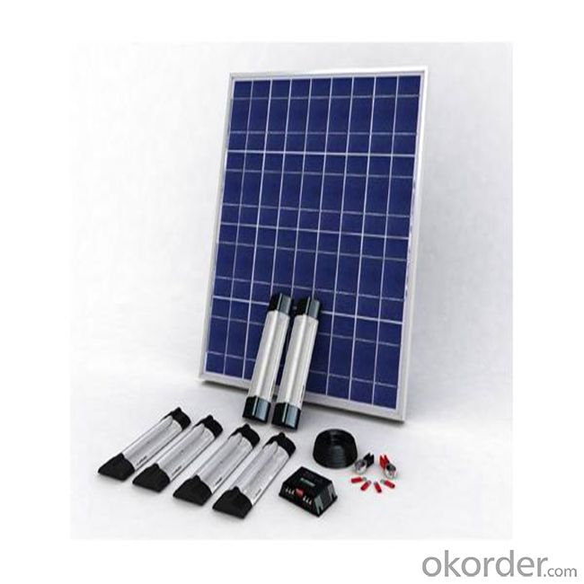 Small Size Solar Panel 65W Poly Solar Panel