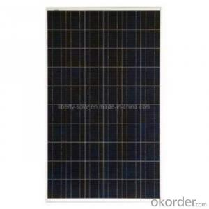 Small Size Solar Panel 50W Poly Solar Panel