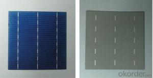 Solar Cell High Quality  A Grade Cell Polyrystalline 5v 16.8%
