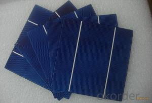 Solar Cell High Quality  A Grade Cell Polyrystalline 5v 17.4%