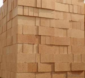 CN 40 Brick Fired Furnace Brick Lining Refractory Fireclay Brick