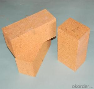 DRL 120 Brick Fired Furnace Brick Lining Refractory Fireclay Brick