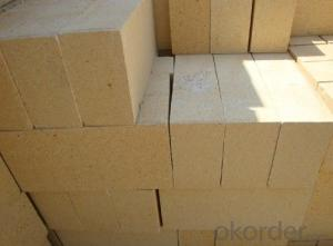 RN 40 Brick Fired Furnace Brick Lining Refractory Fireclay Brick