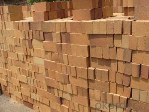 JN 40 Brick Fired Furnace Brick Lining Refractory Fireclay Brick