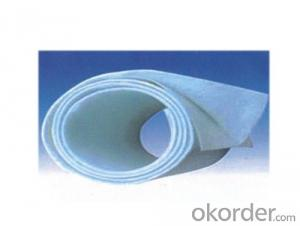 Polypropylene Nonwoven 600gsm Geotextile used in Dam