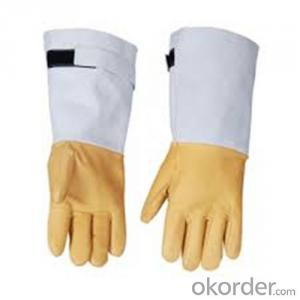 Low Temperature Resistant Leather Cryogenic Gloves Comfortable Chinese Manufacture