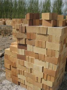 DRL 125 Brick Fired Furnace Brick Lining Refractory Fireclay Brick