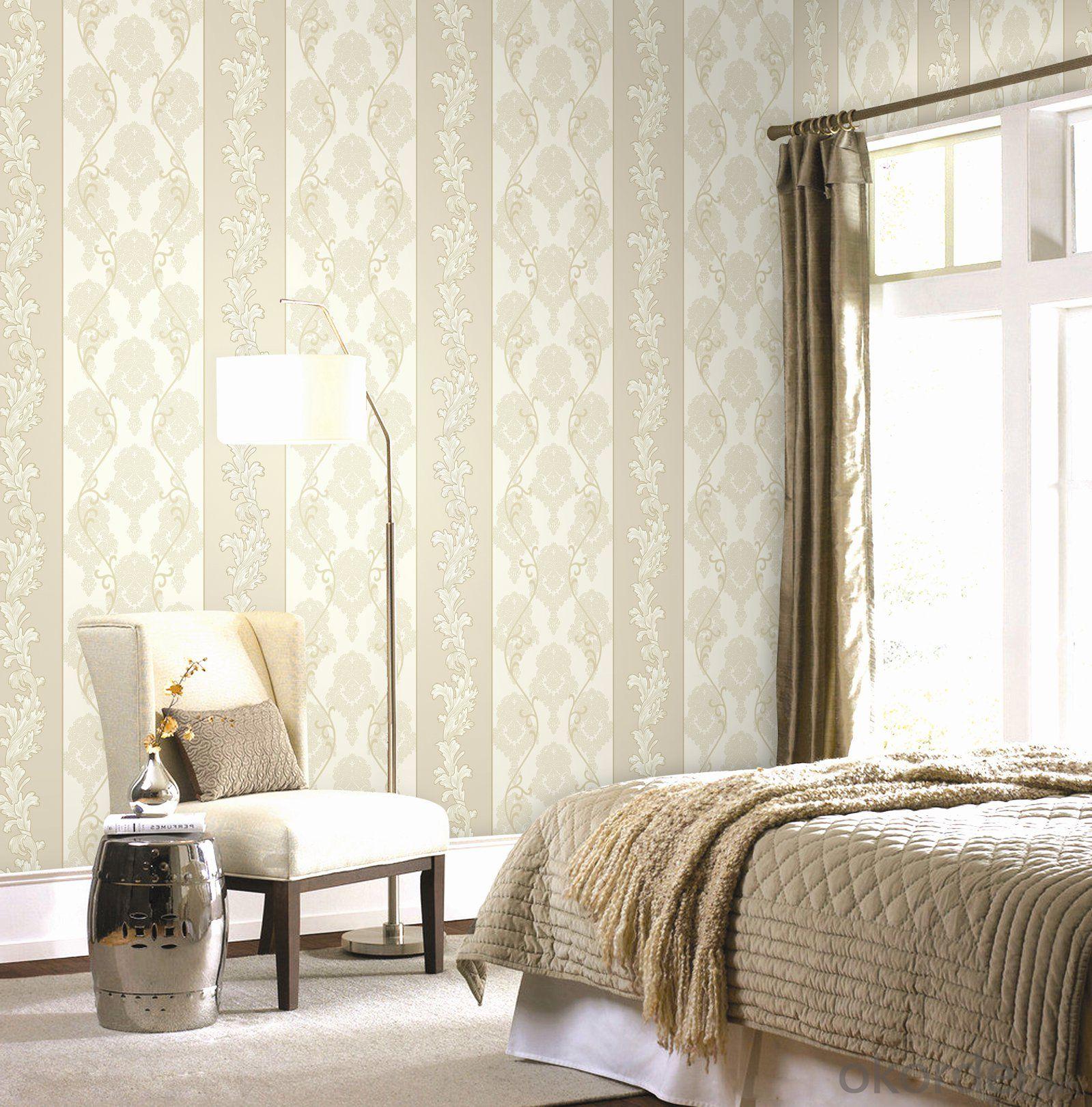 Buy PVC Wallpaper White Grey Feature Texture TV 3d Faux ...