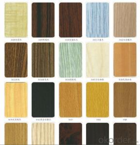 High-Pressure Laminates with Colorful Wholesale Price