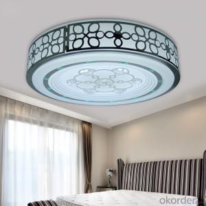 LED18w24w ceiling light led ceiling bedroom livingroom indoor ceiling lamp pass CE building material