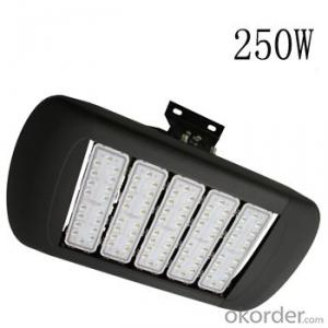 250W led tunnel light high brightnesss for tunnel lighting
