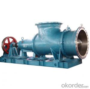 Heavy duty irrigation Mixed Flow Water Pumps