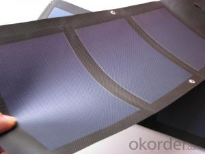 140W Flexible Solar Panel From China Factory Directly