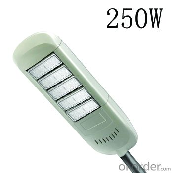 250w high power led street light  for road lighting