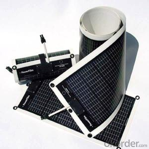 50W Flexible Solar Panel China Manufacturer