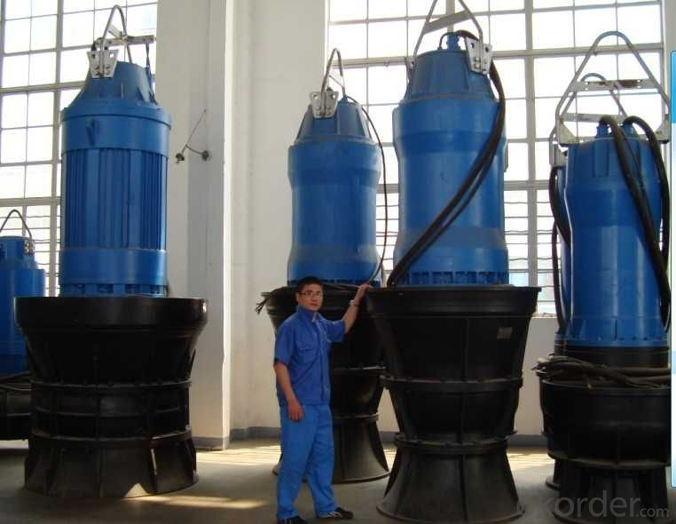 Submersible Irrigation Water Axial Flow Pump