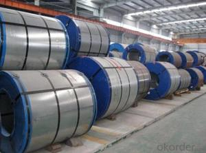 Grade ASTM A653-CS-B Galvanized Steel Coil
