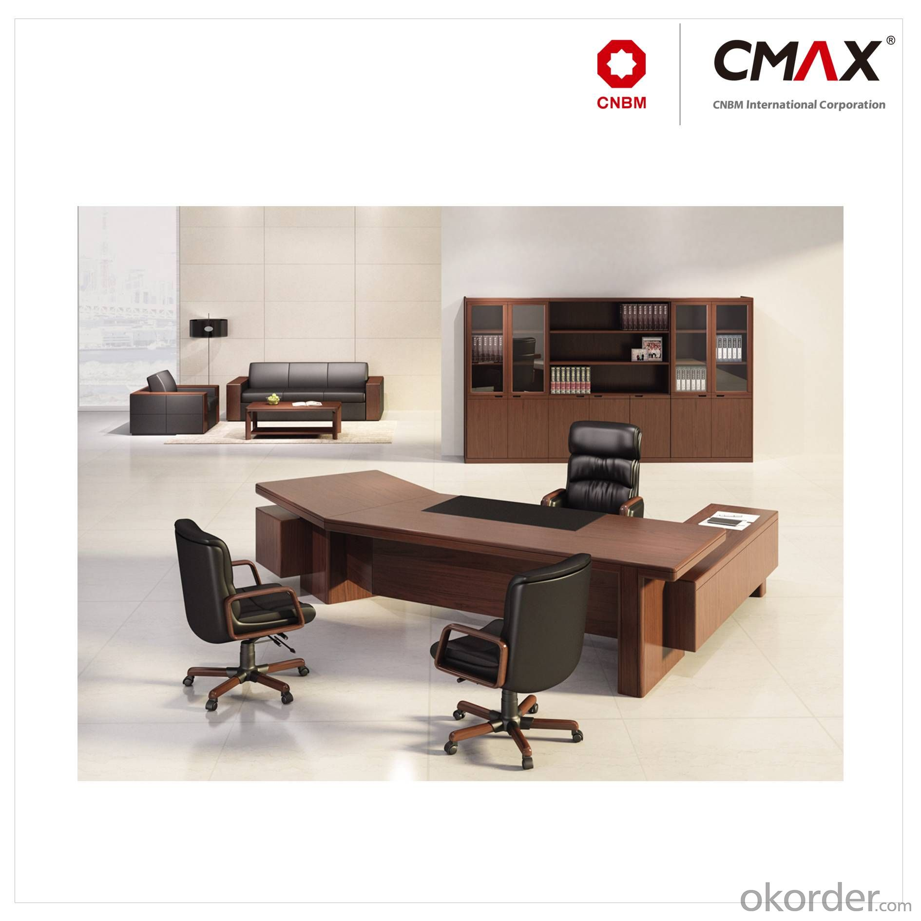 Executive Office Table Big Boss Office Desk CMAX-YDK303A