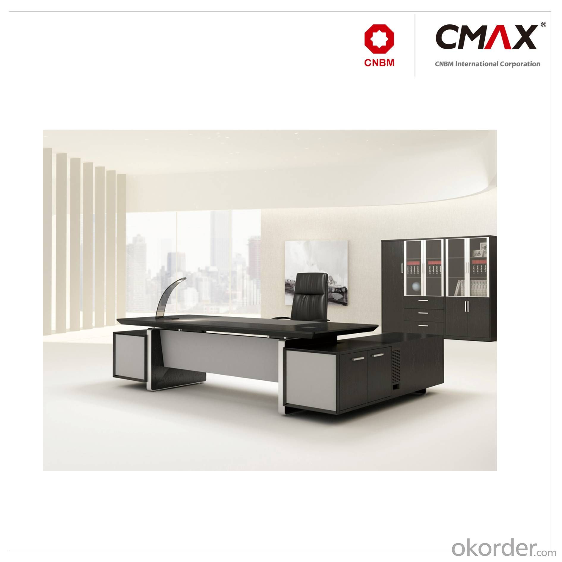 Executive Office Table Big Boss Office Desk Cmax Ydk3108 Real Time Quotes Last Sale Prices Okorder Com