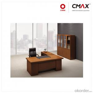 Executive Office Table with Veneer Finish CMAX-YDK623