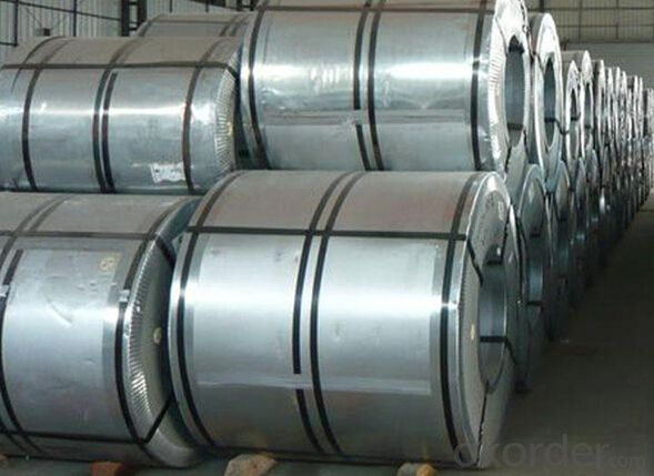 Buy Grade JIS G3141-SPCC-SD Galvanized Steel Coil Price,Size ...
