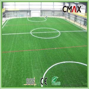 S Shape Yarn 50mm Height Soccer Football Artificial Grass