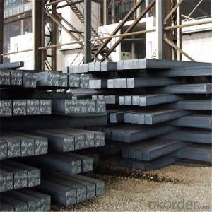Q235cr Hot Rolled Steel Billets 150X150 with Low Price