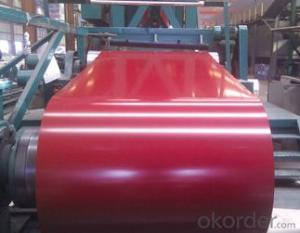 Prepainted Galvanized Steel Coil for Roofing Sheet with Low Price