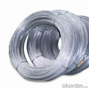 Hot-DIP Zinc-Plating Galvanized Steel Strand Wire for Communication Cable