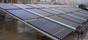 150L Stainless Steel Solar Water Heating with Competitive Price