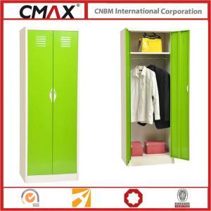 Steel Locker Two Door with Cloth Hanger CMAX-1C-2T