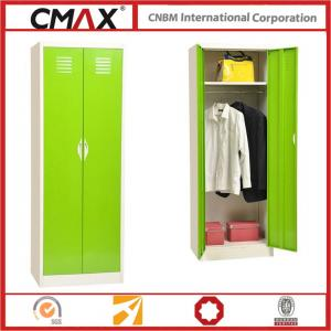 Steel Locker Two Door with Cloth Hanger CMAX-1C-2T