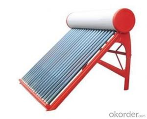 Compact Calentador Solat Hot Water with Cheap Price