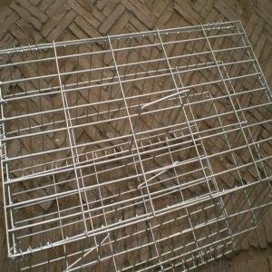 Galvanized Welded Gabion Baskets for Protection Factory Price