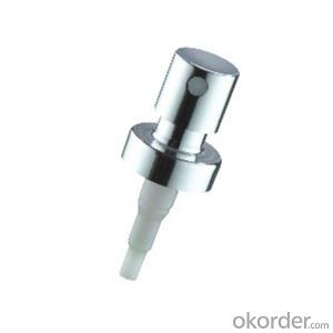 MZ001-1 perfume sprayer with aluminium collar