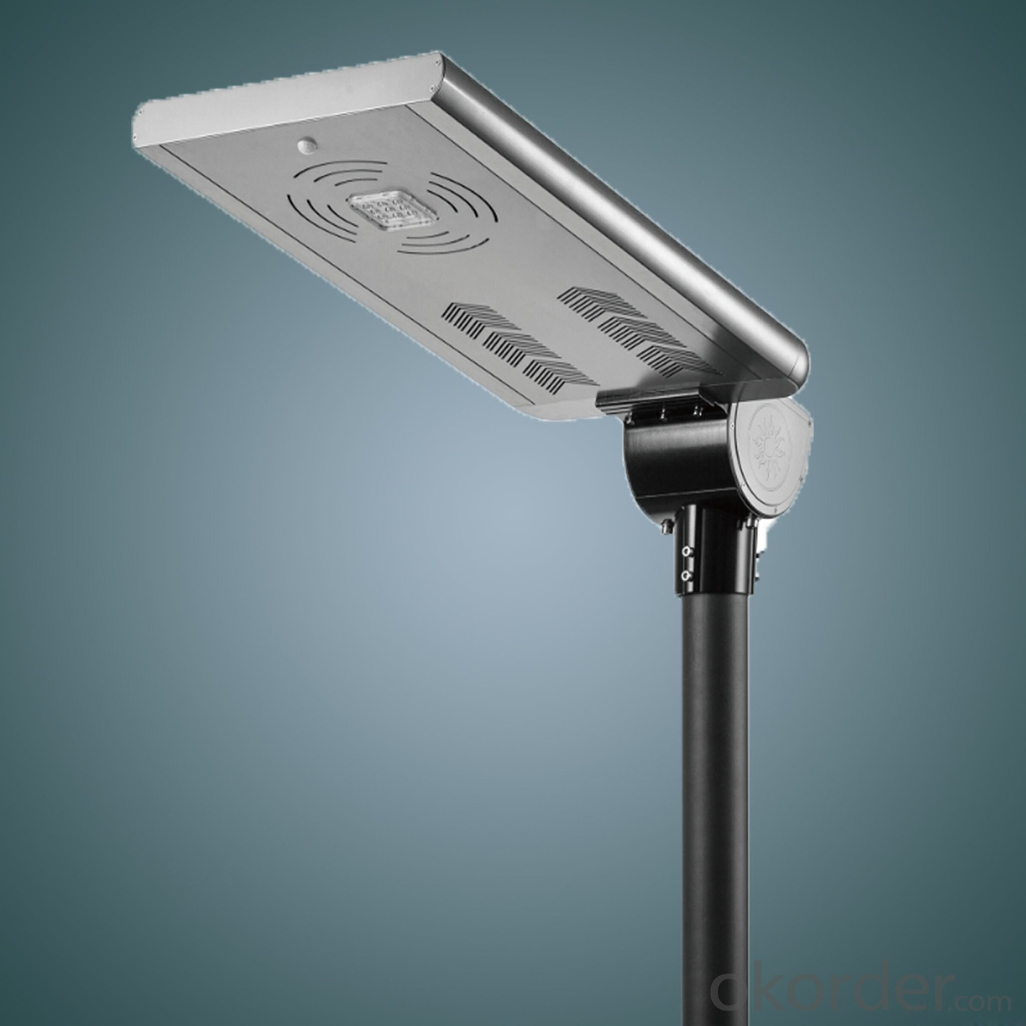 Buy All In One Solar Powered Street Light With Motion