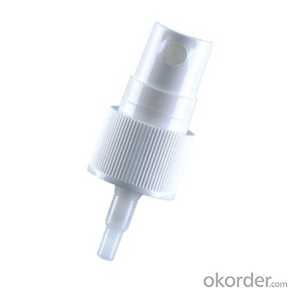 MZ001-3A screw microsprayer with ribbed collar