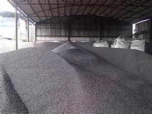 Fixed carbon 90  Calcined anthracite as carbon additive
