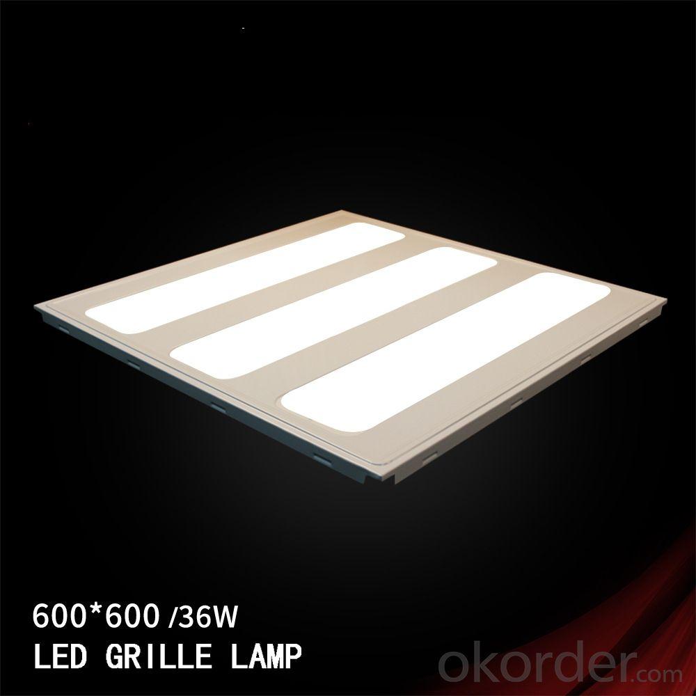 Troffer High CRI>90 embeded LED panel light 600x600mm 36w